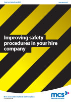 Improving safety procedures in your hire operation